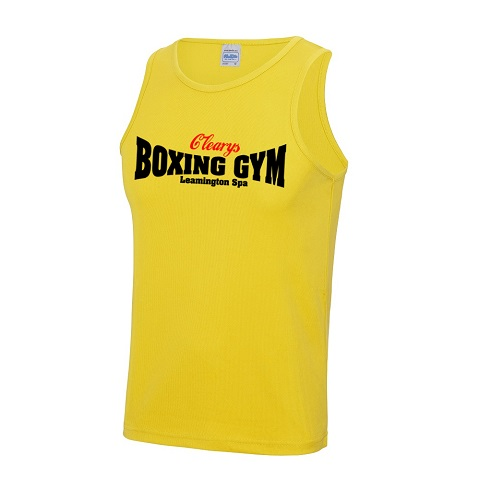 Cleary's Sports Vest