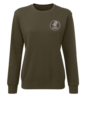 Ladies Organic Cotton Sweatshirt