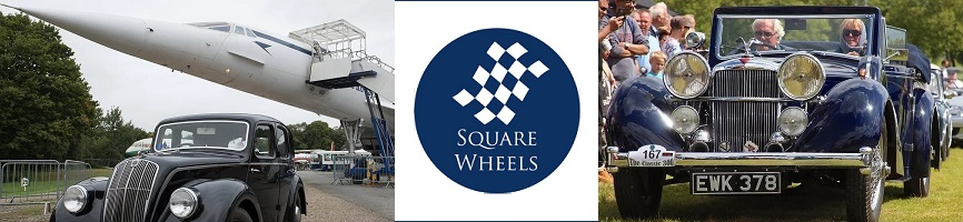 The Square Wheels Club