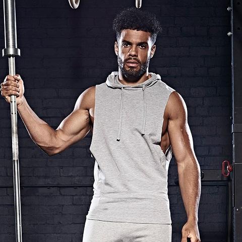 Cleary's Sportlite Muscle Hoodie